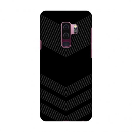 - Samsung Galaxy S9 Plus Case, Premium Handcrafted Designer Hard Snap on Shell Case ShockProof Back Cover with Screen Cleaning Kit for Samsung Galaxy S9 Plus - Carbon Fibre Redux 2