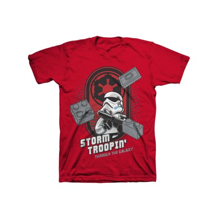 Star Wars Uniforms For Sale (STAR WARS Strom Trooping through the Galaxy T-Shirt (Little Boys & Big)