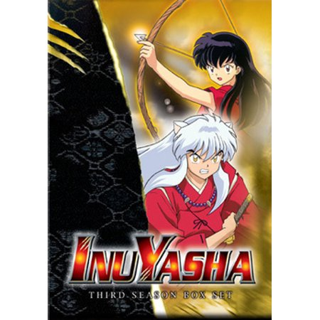 INUYASHA SEASON 3 BOX SET (DVD/DELUXE EDITION/5 DISC) (DVD)