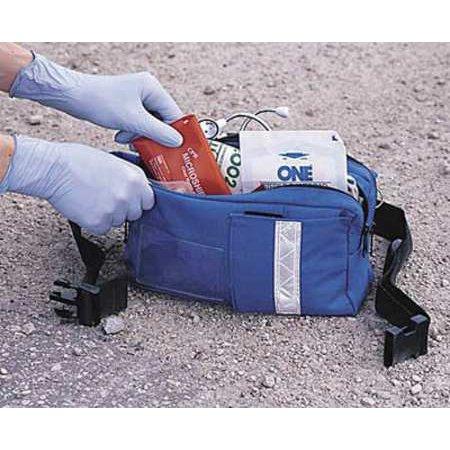 FIELDTEX 82600 R CASE Fanny Pack, 1000 Denier Cordura® Case, Red
