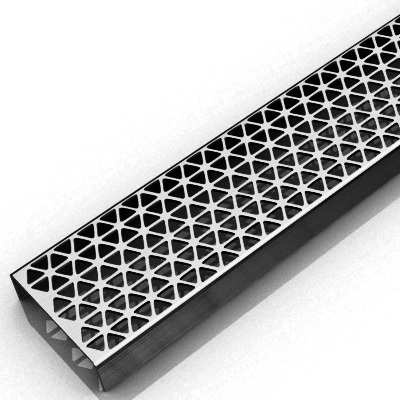 Infinity Drain - 42 Inch Complete Kit for FXMN 65 - FXMN 6542 WH