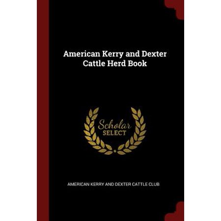 American Kerry and Dexter Cattle Herd Book