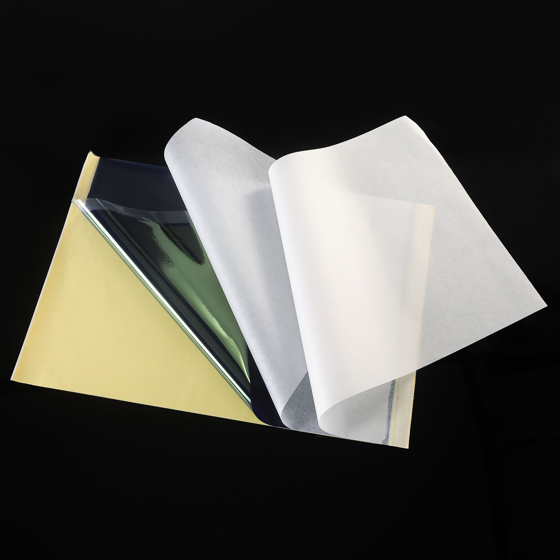 "8.5"" x 11"" 100 pcs 4 Sheets Thermal Stencil Tattoo Transfer Paper"