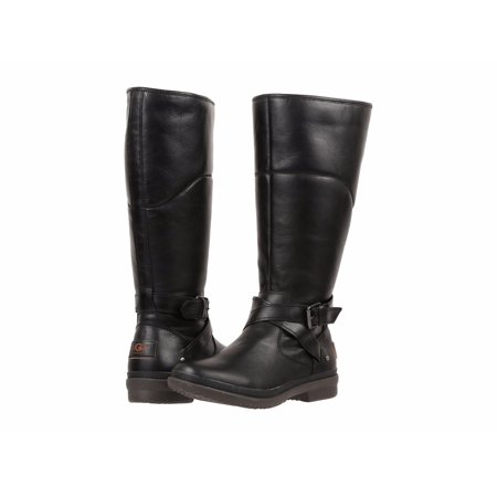 abb72b5c645 Women's Evanna Casual Leather Riding Boots 1012513