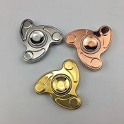 New Arrival Heavy Duty Fidget Spinner Metal MultiColror, Box packing 1PCS, Assorted