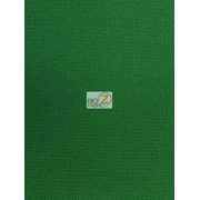 Solid Canvas Outdoor Waterproof PVC Backing Fabric / Hunter Green / Sold By The Yard