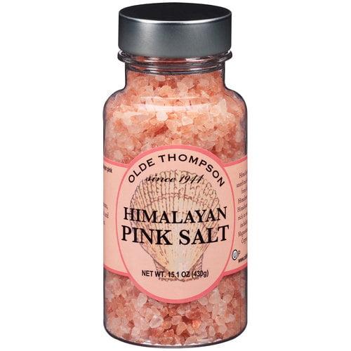 Pink salt 1