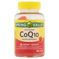 Spring Valley CoQ10 Adult Gummies, 200 Mg, 60 Count