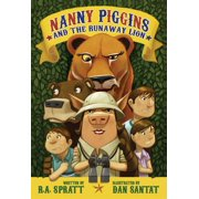 Nanny Piggins and the Runaway Lion - eBook