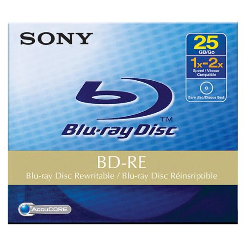 Sony Bne25ahe Bd-re Blu-ray Rewritable Disc (bne25rh)