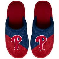 Philadelphia Phillies Youth Big Logo Scuff Slippers