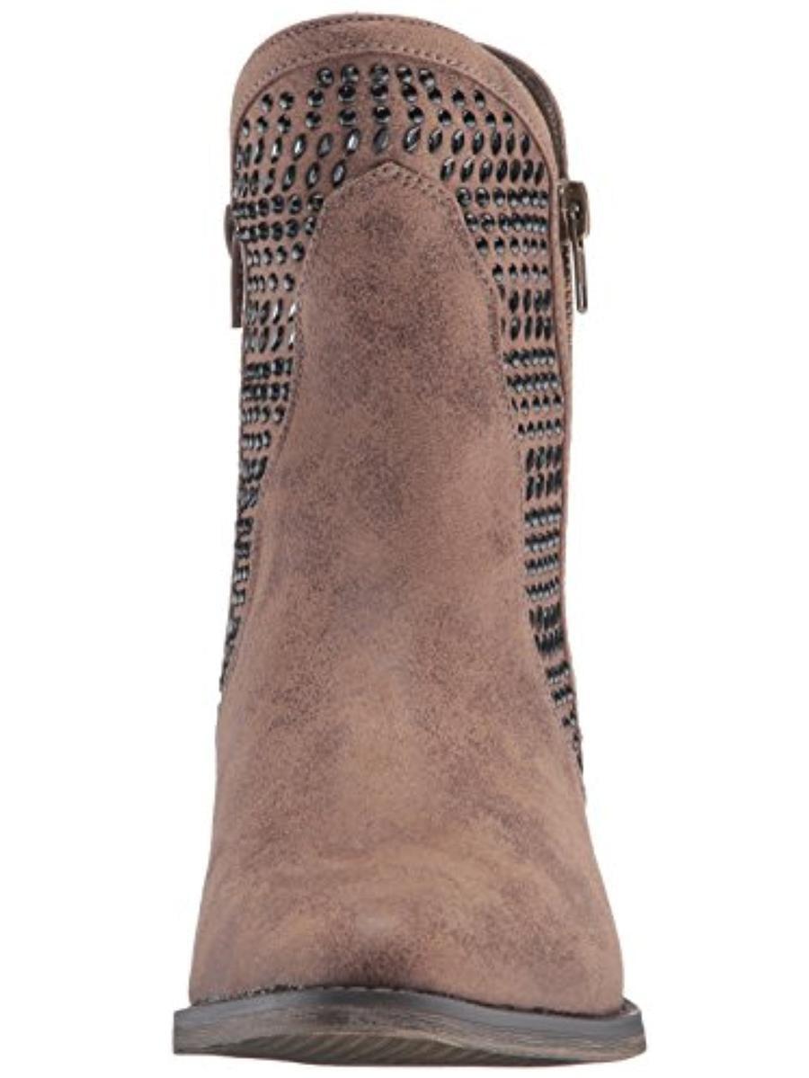 mia femmes femmes mia  s joaquin cheville bottine, champignon, 7,5 m 0e561b