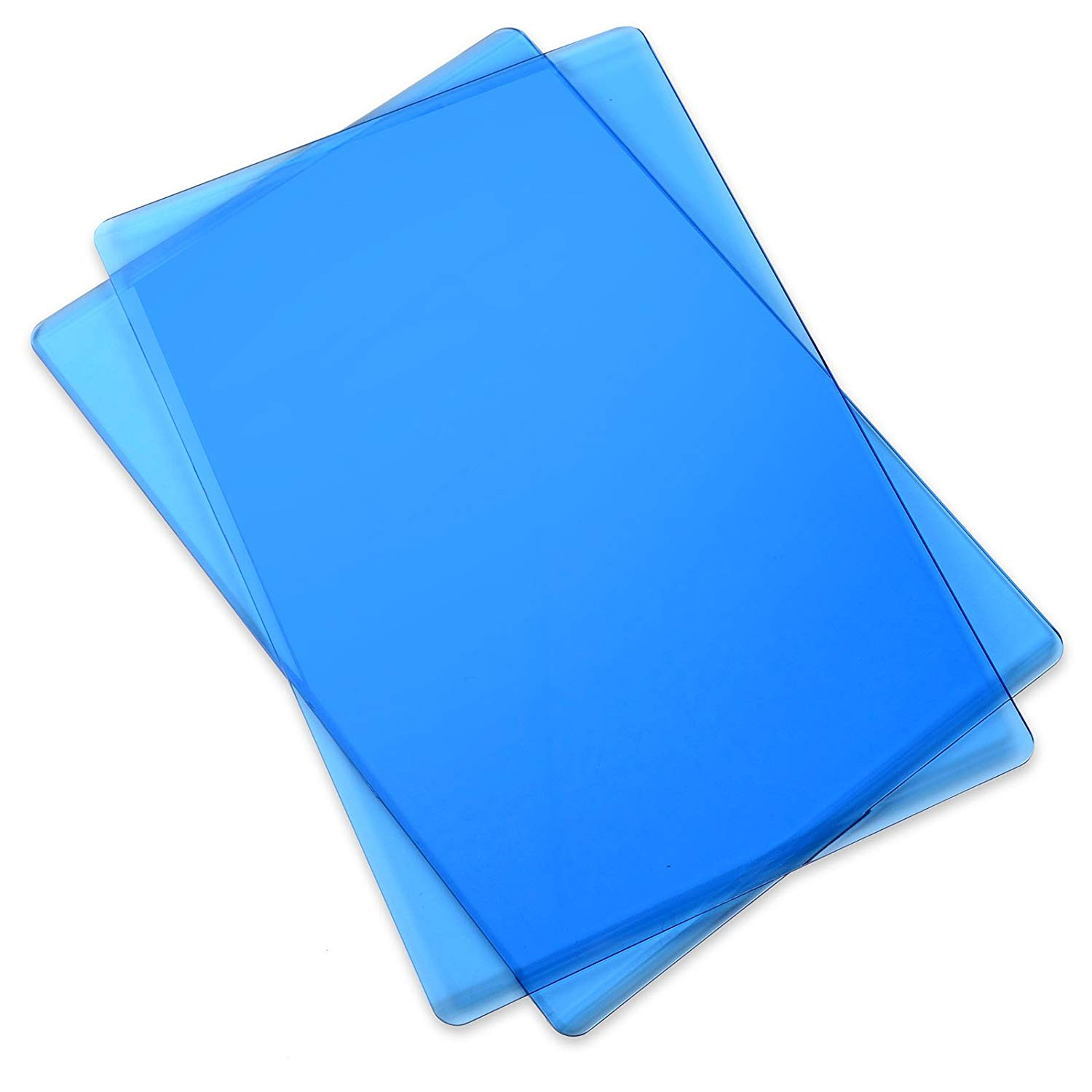 Accessory Standard Cutting Pads, 1 Pair, Blueberry, Deliciously colored cutting pads can be easily spotted on any work station By Sizzix