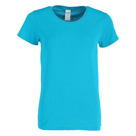 Women Cotton Crew Neck T Shirt