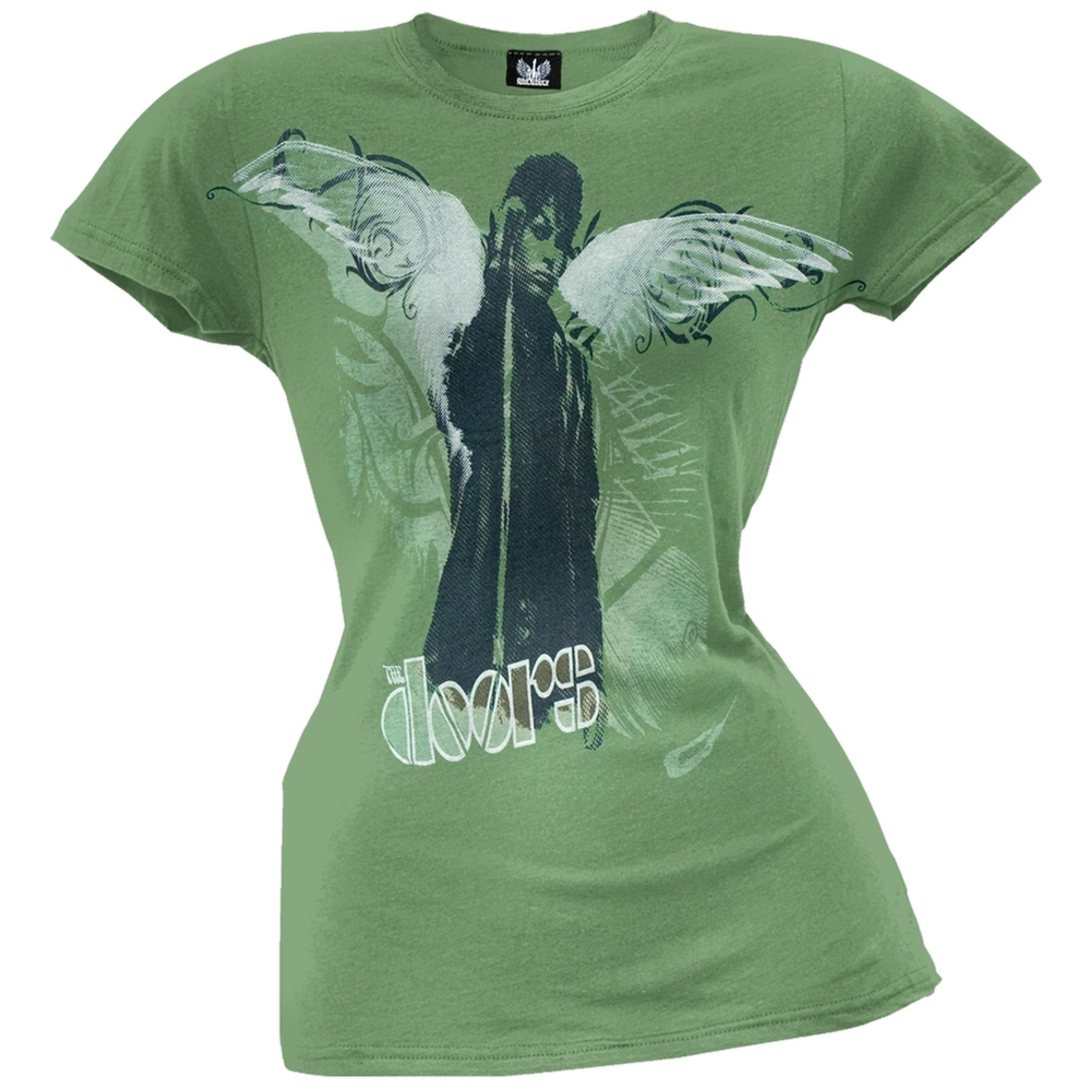 The Doors - Dark Angel Juniors T-Shirt