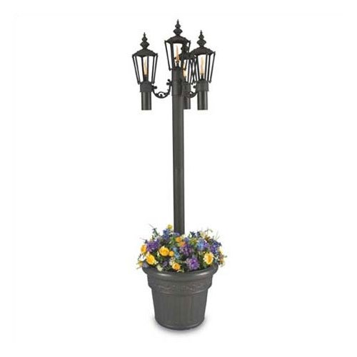 Patio Living Concepts Islander Outdoor 4-Light 85'' Post Light by Patio Living Concepts