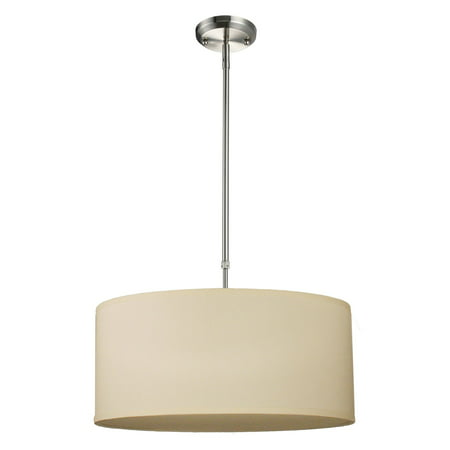 Albion 1 Light Pendant - Z-Lite 171-20 3 Light Albion Large Pendant