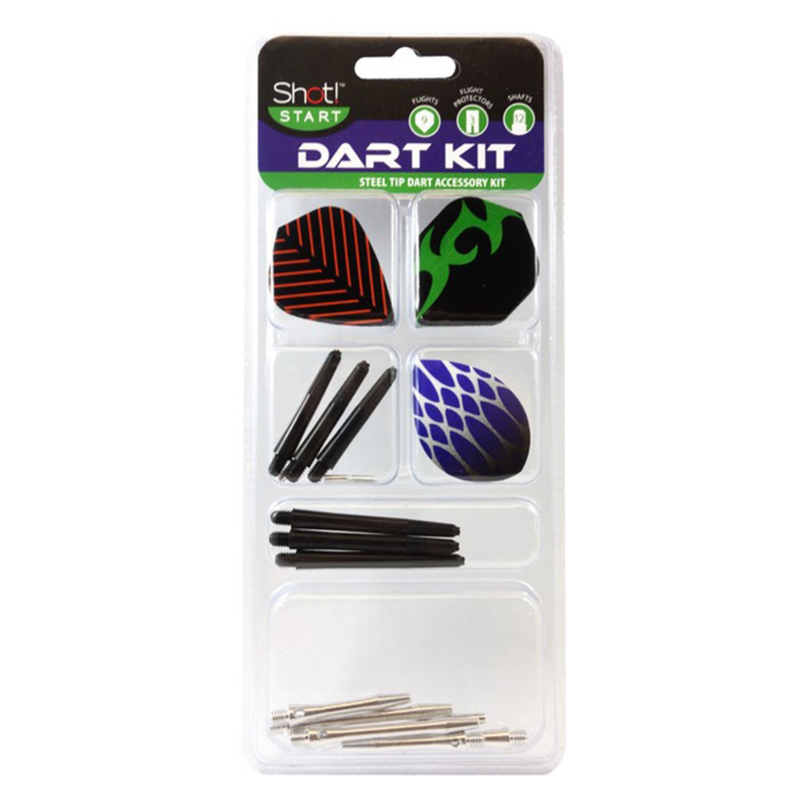 Shot Darts Dart Accessory Kit