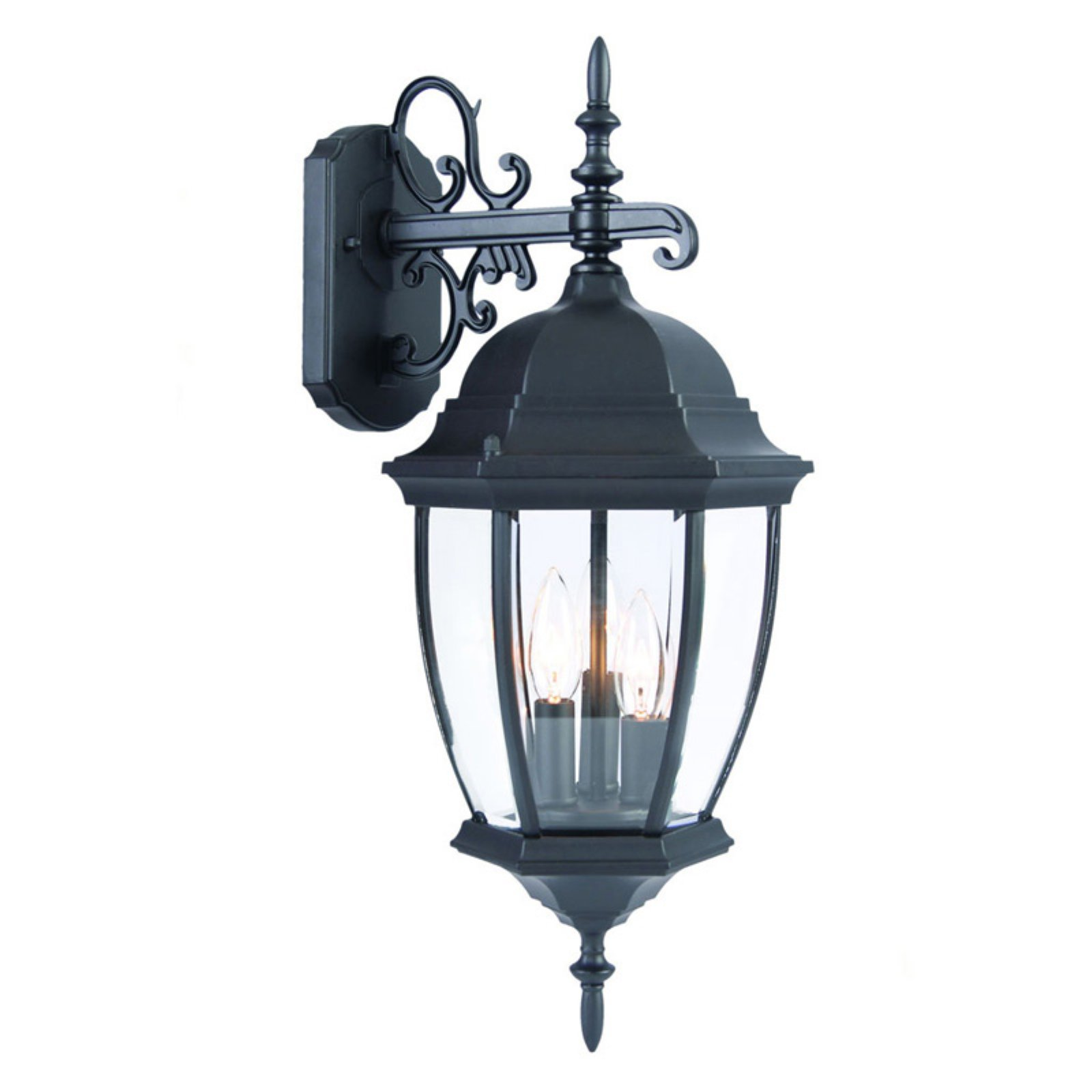 Acclaim Lighting Wexford 3 Light Outdoor Wall Mount Light Fixture