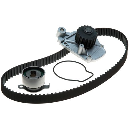AC Delco TCKWP223 Timing Belt Kit For Honda Civic, Water Pump Included