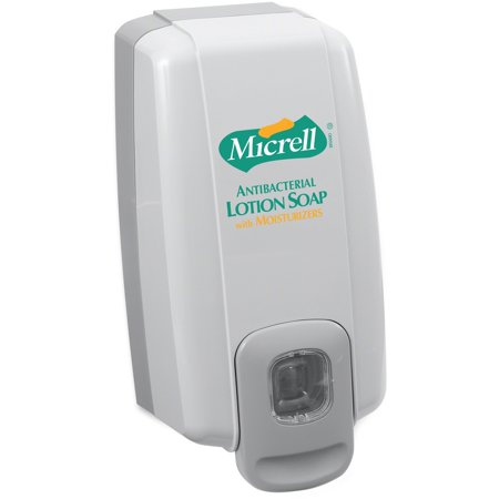 Micrell, GOJ212506, NXT Space Saver Soap Dispenser, 1 Each, Dove Gray