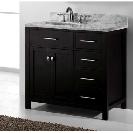 Virtu Usa Caroline Parkway 36 Bathroom Vanity Base