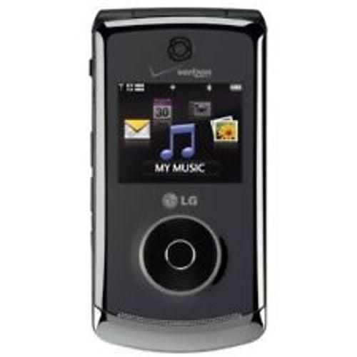 LG Chocolate 3 VX8560 - Black (Verizon) Cellular Phone manufacture refurbished