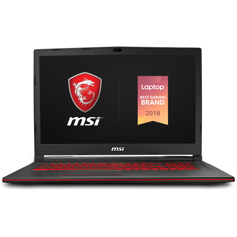 "MSI GL73 8SE-010 17.3"" Gaming and Business Laptop (Intel 8th Gen i7-8750H 6-Core, 16GB RAM, 1TB HDD + 128GB PCIe SSD, 17.3"" Full HD 120Hz 3ms, NVIDIA RTX 2060 6GB, Red Backlit KB, Win 10 Home)"