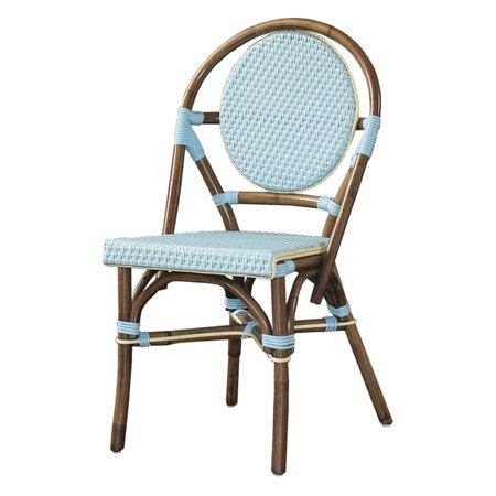 Padmas Plantation Patio Bistro Dining Chair