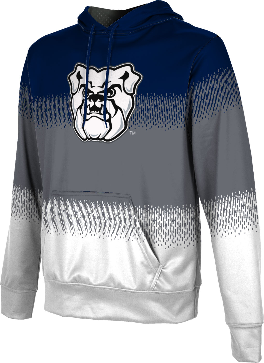 Drip ProSphere Old Dominion University Boys Fullzip Hoodie