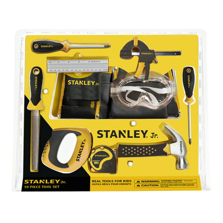Stanley Jr - Toolset, 10 pieces