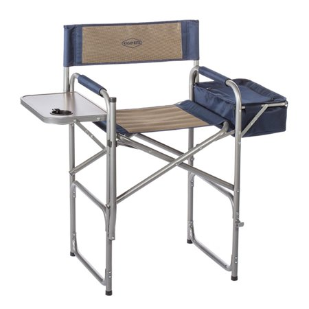 Kamp-Rite High Back Director's Chair w/Table & Cooler ()
