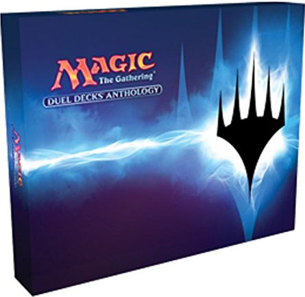 Magic The Gathering Duel Decks Anthology by Wizards of the Coast
