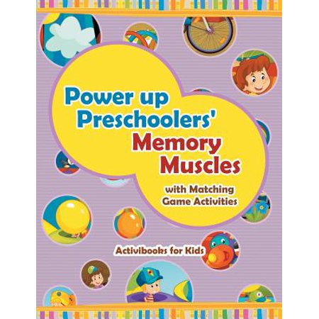 Power Up Preschoolers' Memory Muscles with Matching Game Activities