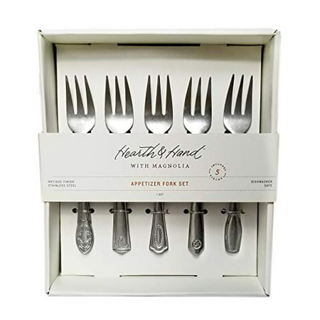 Hearth & Hand with Magnolia appetizer Fork Set