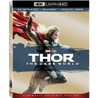 Thor: The Dark World (4K Ultra HD + Blu-ray + Digital)
