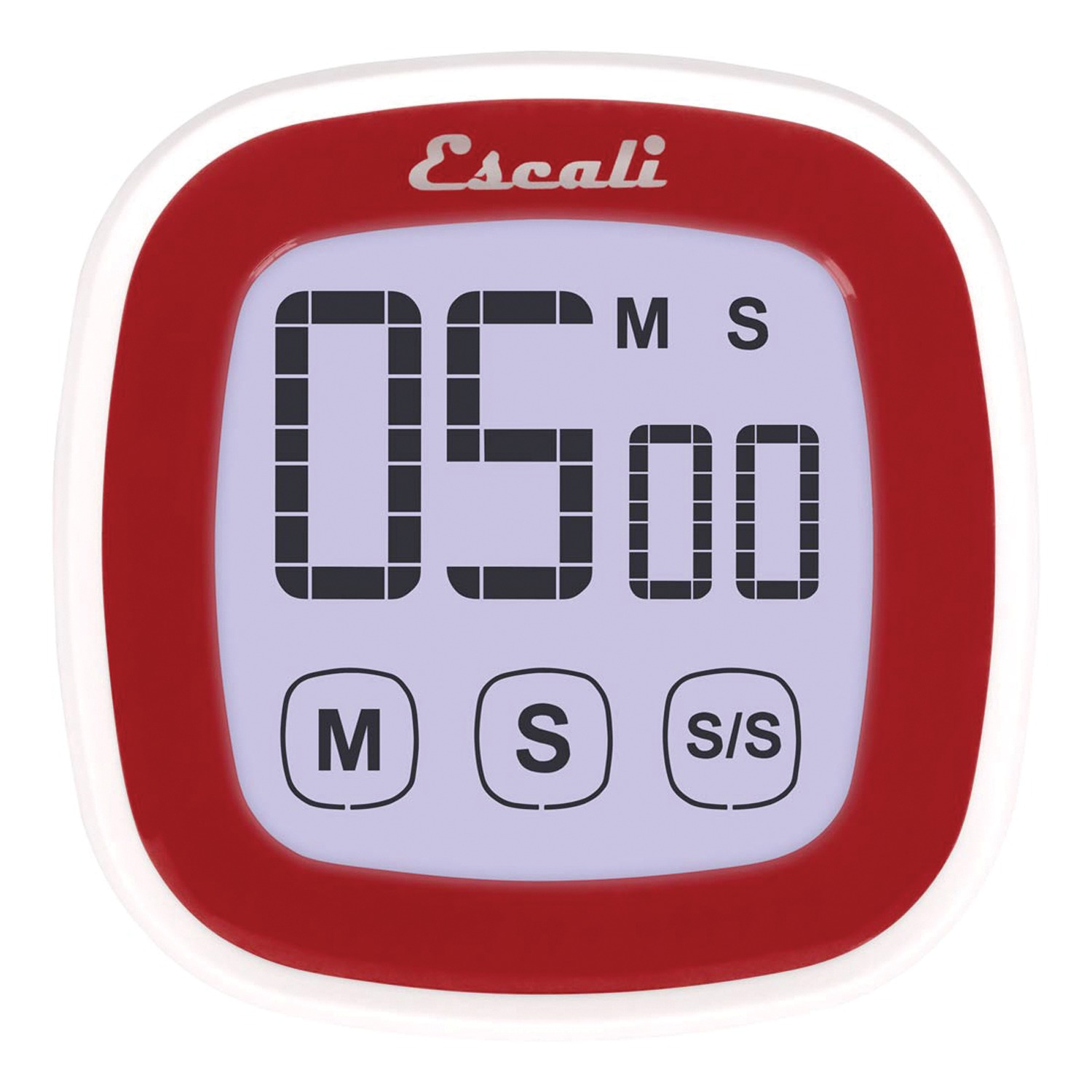 Polder 362-90 Digital In-Oven Thermometer//Timer White