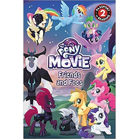 My Little Pony 2 Pack: Passport to Reading, Level 1 & 2 (Friends and Foes/Meet the Priness of Friendship) - image 1 de 1