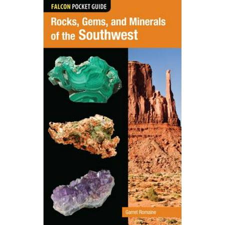 Southwest Gemstone - Rocks, Gems, and Minerals of the Southwest - eBook