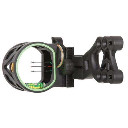 Trophy Ridge Mist 3-Pin Sight SKU: AS106 with Elite Tactical - Male Elite Trophy