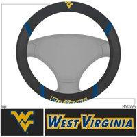 West Virginia University Steering Wheel Cover
