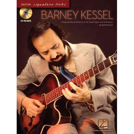 Barney Kessel Guitar