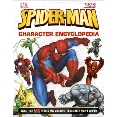 Spider-Man Character Encyclopedia : More Than 200 Heroes and Villains from Spider-Man's World - Characters From Candyland