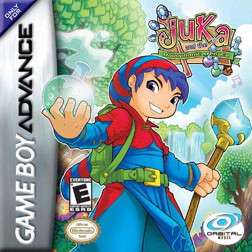 Juka and Monophonic Menace GBA