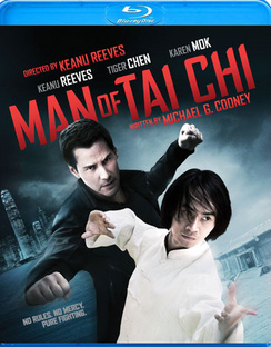 Man of Tai Chi (Blu-ray) by Radius