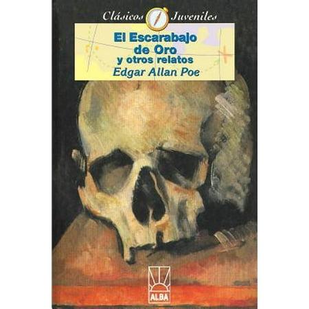 El Escarabajo de Oro : El Diablo En El Capanario/Corazon Traidor/El Gato