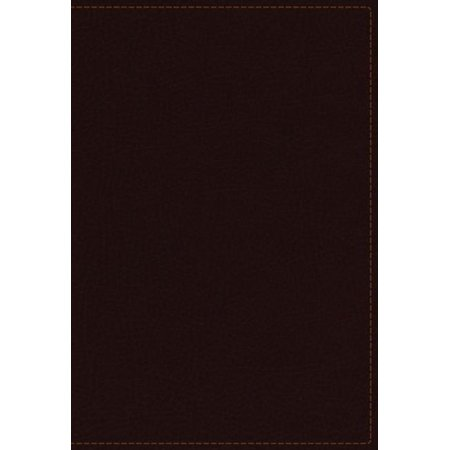 NKJV Study Bible, Bonded Leather, Burgundy, Full-Color, Red Letter Edition, Indexed, Comfort Print : The Complete Resource for Studying God's Word