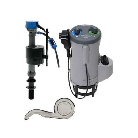 fluidmaster 550dfrk 3 duo flush dual flush converter valve. Black Bedroom Furniture Sets. Home Design Ideas