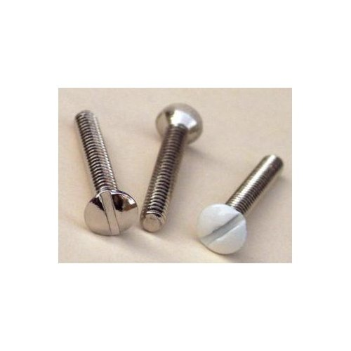 Morris Products 1'' Painted Plate Screws (Set of 200)