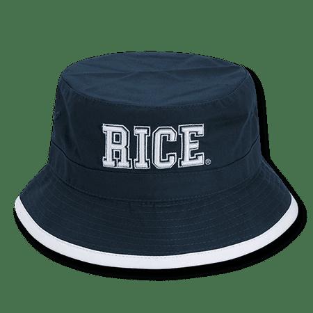 NCAA Rice University College Bucket Caps Hats,S/M